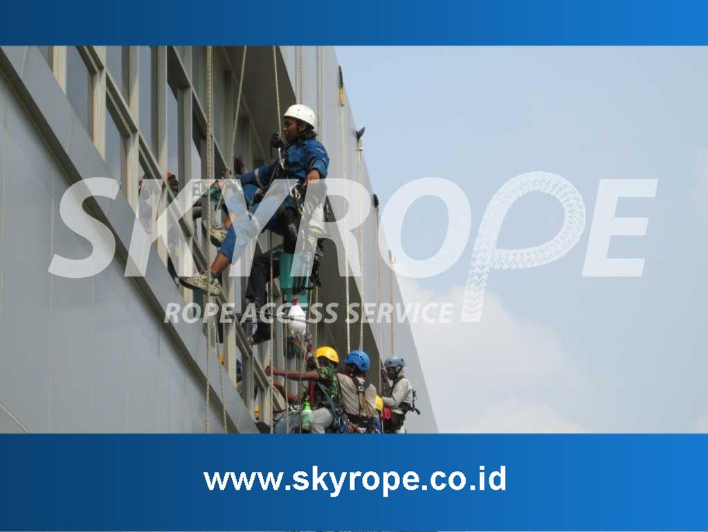 Jasa Pembersih Kaca Gedung Lombok