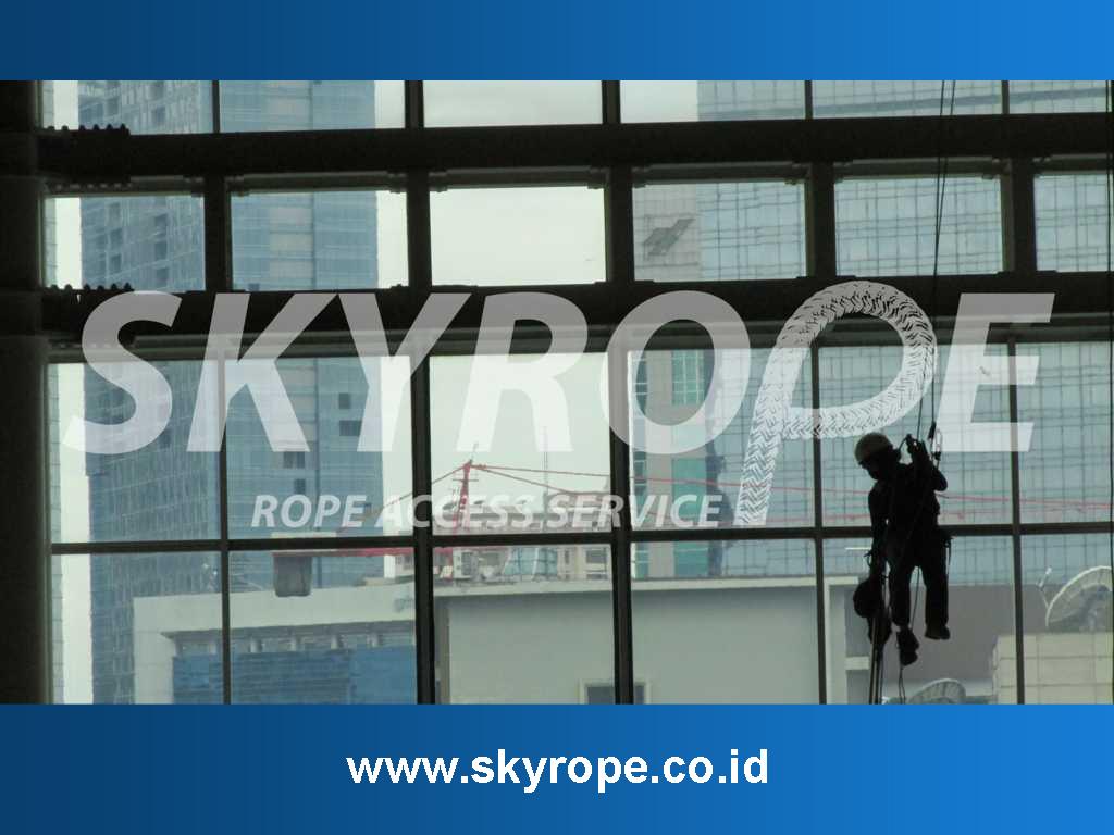 Pembersih Kaca Gedung Tangerang